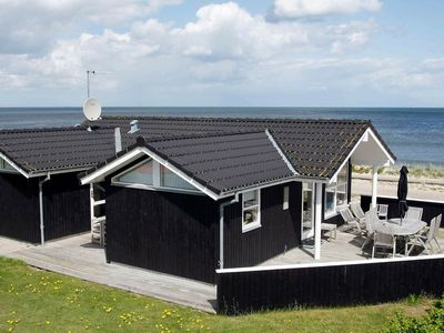 Photo for Charming Holiday Home in Sæby with Sea View