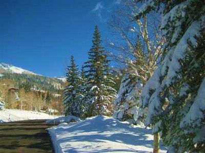 Photo for Brand New Remodel: Upper Deer Valley; Views; Spacious; Walk to Lifts & Dining