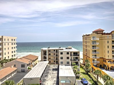 Photo for Daytona Beach Shores Condo w/Balcony & Ocean Views