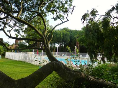 Photo for Appt. 4 to 6 persons Juan les Pins Residence with Pool