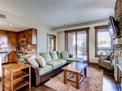 Photo for 2 Bedroom Condo w/Onsite Resort Amenities, Mtn Views & Gondola Access!