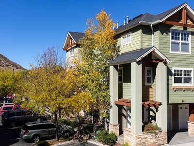 Photo for Great Downtown Durango Condo! Access to shops, hiking and mountain bike trails.
