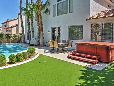 Photo for 'The Savannah' Las Vegas House w/ Outdoor Pool!