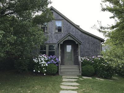 Photo for Summer Discount NOW - Renovated in Town rental walking distance to Main St