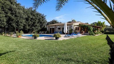 Photo for Torres - Great house with pool and air conditioning near Pollensa