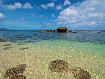 Photo for Incredible secluded beachfront, heart of Oahu's north shore