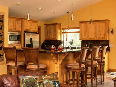 Photo for 5-Star Luxury Tahoe Cabin! Great Location! Pool Table! Darts! Ping Pong!