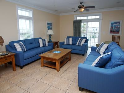 Photo for Abundansea B, an 8BR North Myrtle Beach villa with a game room, private pool & hot tub