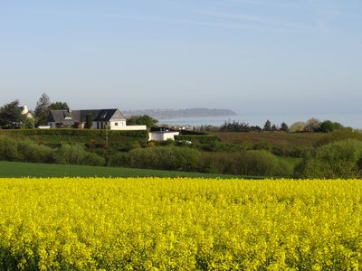 Photo for 1BR Apartment Vacation Rental in Yffiniac, Bretagne