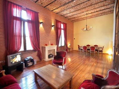 Photo for Palermo Soho, elegant duplex, up to 6 people, 2 bedrooms, jacuzzi, terrace, BBQ