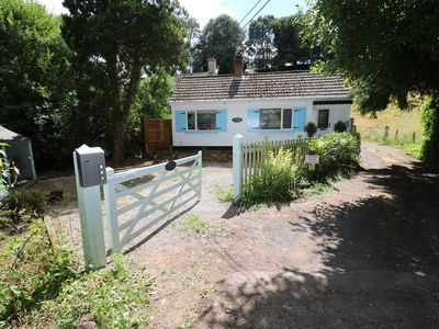 Photo for BROOK COTTAGE, with hot tub in Lydney, Ref 986924