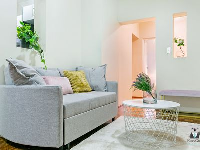 Photo for 2BR Apartment Vacation Rental in Parramatta, NSW
