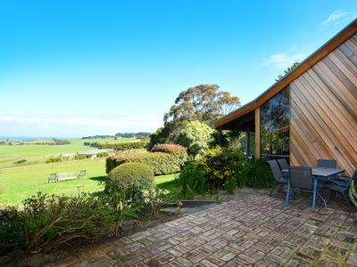 Photo for Windhaven - Rural Retreat with views across the paddocks to Bass Strait