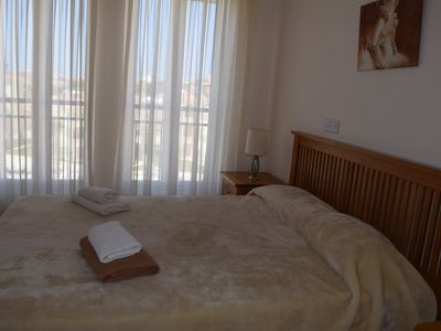 Photo for St Nicolas Elegant Residence Allysum One bedroom apartment  with pool View