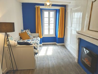 Photo for 2 room apartment Rue Pierre de Ronsard a stone's throw from the castle