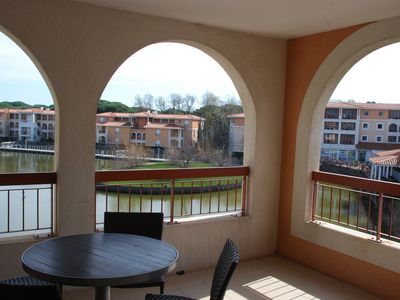 Photo for Lake View Apartment Mandelieu