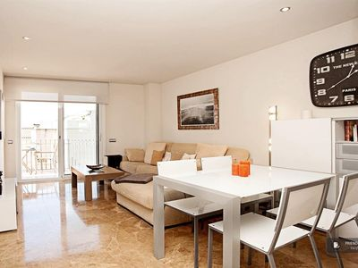 Photo for Friendly Rentals The Beach Attic in Sitges