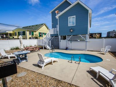 Photo for Hooligan's Hideaway | 663 ft from the beach | Dog Friendly, Private Pool | Kill Devil Hills
