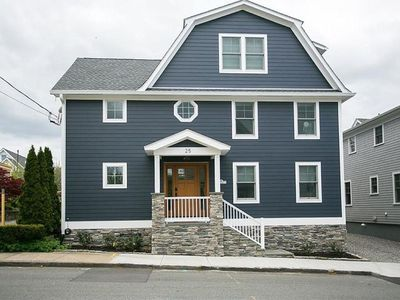 Photo for 4 bedroom/3 bath Newly built in the Heart of the Newport's yachting village