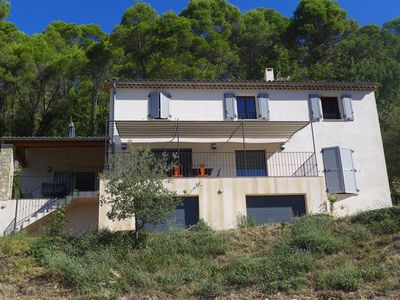 Photo for Holiday villa in Montfort-sur-Argens in the Var, private pool