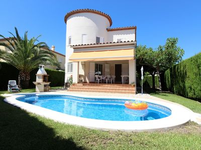 Photo for Great villa with private pool 15 minutes far from Cambrils