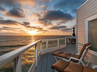 Photo for Dramatic views, located directly on the ocean