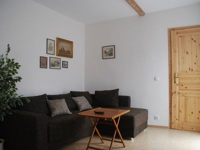 Photo for Cosy one bedroom apartment, centrally located, up to 6 persons, 106 m²