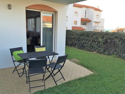Photo for Appart 4 pers 150m beach + garden