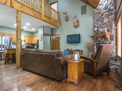 Photo for Deer Valley Lodge-Pool Table-6 Bdr. Suites-Swimming Available