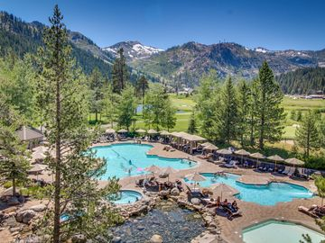 Resort at Squaw Creek Golf Course, Olympic Valley, California, United States of America