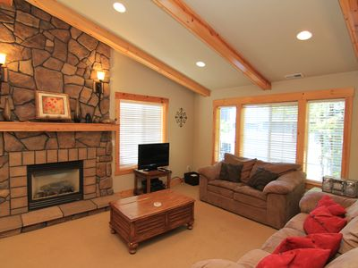 Photo for New, Roads End Home w/ Large Hot Tub, WiFi, Short Walk to Beach