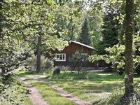 Lovely little gite, in its own expansive grounds in the forest. Perfect!