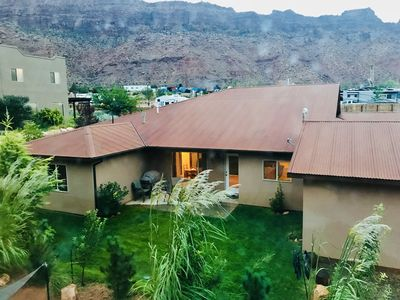 Photo for Moab High End 3 Bdrm/3 Bath Oleander Townhome sleeps 10, Parking, Grill, Yard, Near Arches