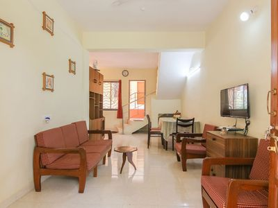 3 Bedroom Villa Allan in North Goa