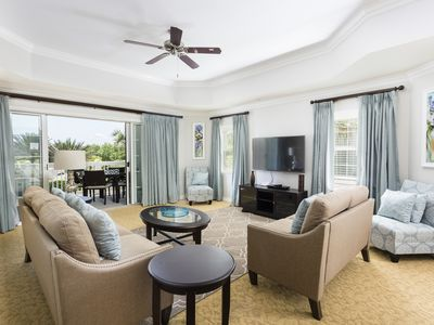 Photo for Luxury 3 Bed Condo in Reunion Resort, Located on the 3rd Floor in Sandy Ridge