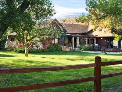 Photo for Beautiful Black Hills Ranch House
