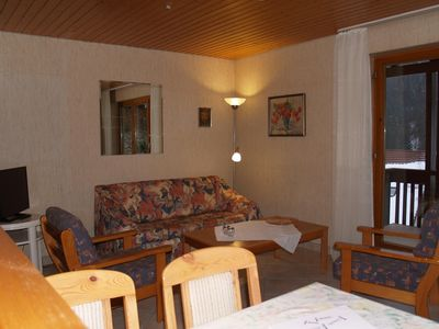 Photo for Beautiful 2 bedroom apartment in Todtmoos for rent