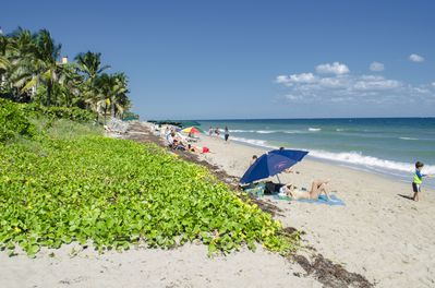 Beautiful Fort Lauderdale Beach, about 1 mi walking or 5 min drive