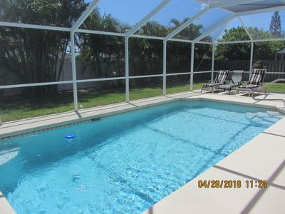Photo for Wireless Internet, Boat Rental, Pool SW exposure, Central Location