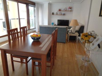 Photo for Airy Flat - Near Alicante Harbour