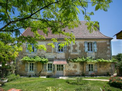 Photo for 4BR Chateau / Country House Vacation Rental in Saint Laurent des Batons, Nouvelle-Aquitaine