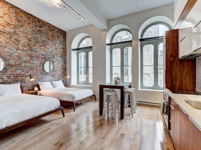 Photo for 2 bedroom Loft near rue Saint Paul