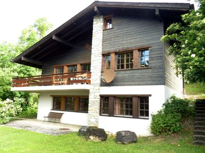 Photo for Vacation home Belle Epoque in Ovronnaz - 8 persons, 5 bedrooms