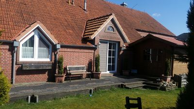 Photo for Holiday in the flower town Wiesmoor Directly on the Nordgeorgsfehnkanal