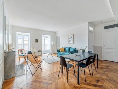 Photo for MEDIUM STAY ONLY - Beautiful flat in the heart of Lyon - WELKEYS