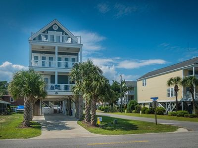 Photo for OCEAN VIEW!! -Sleeps 22-Private Pool-Elevator-