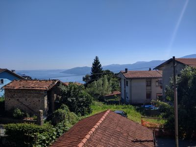 Photo for vacation home on Lake Maggiore in Bee