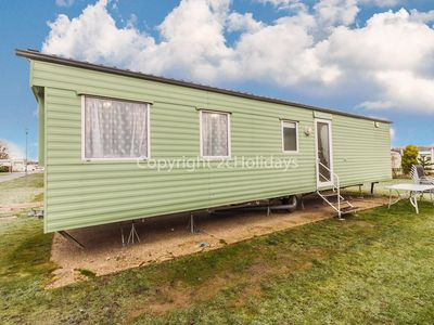 Photo for 8 berth caravan for hire Great Yarmouth in Cherry tree holiday park ref 70451