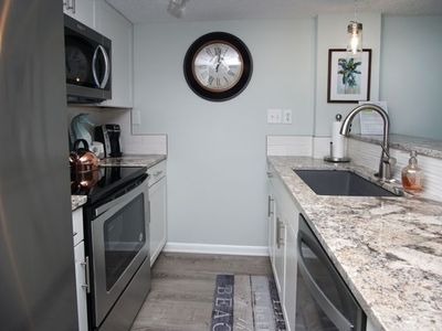 Photo for New Listing! Sea Pointe 207 vacation condo