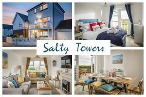 Photo for Salty Towers -  a cottage that sleeps 8 guests  in 4 bedrooms